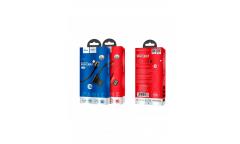 Кабель USB Hoco U37 Long roam Type C (красный)