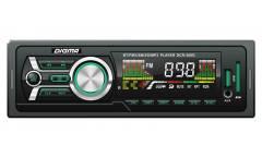 Автомагнитола Digma DCR-360G 1DIN 4x45Вт