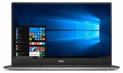 "Ультрабук Dell XPS 13 Core i7 7Y75/16Gb/SSD512Gb/Intel HD Graphics 615/13.3""/Touch/QHD+ (3200x1800)/Windows 10 Professional Single Language 64/silver/WiFi/BT/Cam"