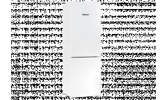 Холодильник Centek CT-1711-301 белый 301л (210л/91л)> 60х60х186см (ДхШхВ), A+, 3 полки