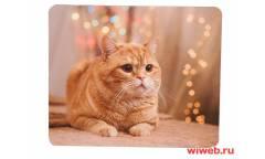 """Коврик для компьютерной мыши """"Cat"""", Рис.8 (194*233*3 мм), полипропилен+вспененный пласт"""