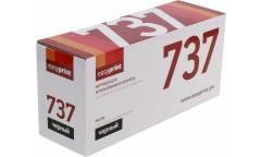 Картридж EasyPrint LC-737 для Canon i-SENSYS MF211/212w/216n/217w/226dn/229dw. Чёрный. 2400
