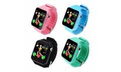 Умные часы Smart Baby Watch V7K Pink