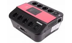 ИБП 3Cott 3C-500-SPB, Cascade Series, 500 ВА / 300 Вт, линейно-интерактивный, управляемый