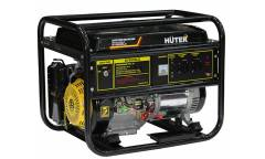 Генератор Huter DY8000LX 6.5кВт