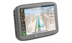 "Автомобильный навигатор GPS Navitel N500 MAG 5"" 480x272 8Gb microSD черный"
