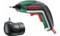 "Шуруповерт Bosch IXO V Medium аккум. патрон:держатель бит 1/4"""