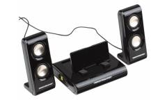 Компьютерная акустика Thrustmaster Sound System 2 in 1 for PSP Black