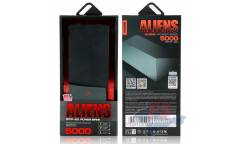 Внешний аккумулятор Remax Aliens RPP-20 5000 mAh (black)
