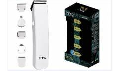 Машинка для стрижки волос НТС, АТ-1201 5в1 аккумулятор 2шт*400мАh