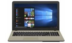 "Ноутбук Asus X540BA-GQ386T AMD A4-9125 (2.3)/4G/500G/15.6""HD AG/Int:AMD Radeon R3/noODD/Win10"