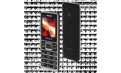 Мобильный телефон Maxvi M10 black