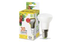 Лампа светодиодная ASD LED-R39-standard 3Вт 160-260В Е14 3000К 270Лм