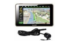 """Автомобильный навигатор GPS Dunobil Clio5.0 5"""" Навител + камера"""
