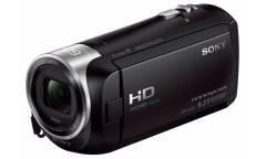 "Видеокамера Sony HDR-CX405 черный 30x IS opt 2.7"" 1080p MSmicro+microSDXC Flash"