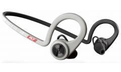 Гарнитура вкладыши Plantronics BackBeat Fit серый/черный беспроводные bluetooth (крепление за ухом)
