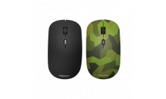 mouse CANYON Wireless со съемной панелью: Милитари