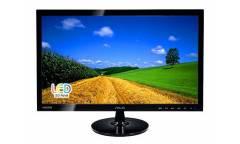 "Монитор Asus 21.5"" VS228NE черный TN+film LED 5ms 16:9 DVI матовая 200cd 1920x1080 D-Sub FHD 3.8кг"