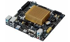Материнская плата Asus J1800I-C 2xDDR3L mini-ITX AC`97 8ch(7.1) GbLAN+VGA+HDMI
