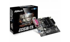 Материнская плата Asrock J3355B-ITX mini-ITX AC`97 8ch(7.1) GbLAN+VGA+HDMI