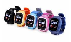 Умные часы Smart Baby Watch Q90 Violet