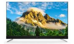 "Телевизор TCL 49"" L49C2US Slim Design серебристый"
