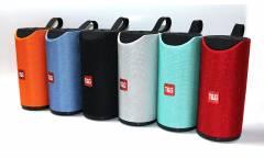 Беспроводная (bluetooth) акустика Portable TG113 серый