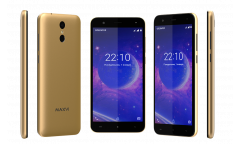 Смартфон Maxvi MS531 (Vega) gold