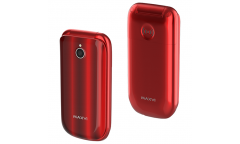 Мобильный телефон Maxvi E3 radiance red