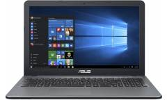 "Ноутбук Asus X540SA-XX079D 90NB0B33-M02560 Pentium N3700/4Gb/500Gb/DVD-RW/Intel HD Graphics/15.6""/1366x768/Free DOS/серебристый/WiFi/Cam"