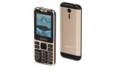 Мобильный телефон Maxvi X11 metallic gold