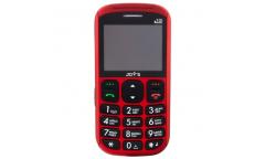 Мобильный телефон Joys S12 виноградно-красный