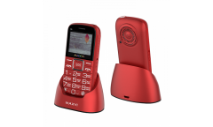 Мобильный телефон Maxvi B5 Red