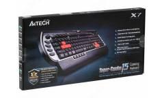 kbrd A4 G800V черный USB Multimedia Gamer