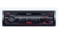 Автомагнитола Sony DSX-A410BT 1DIN 4x55Вт