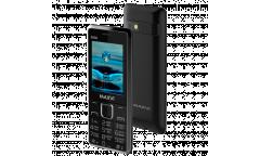 Мобильный телефон Maxvi X650 black