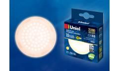 Лампа светодиодная Uniel LED-GX53-10W/WW/GX53/FR