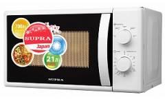 Микроволновая печь Supra 20MW53 белый, 20л,700Вт,механика