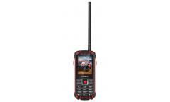 Мобильный телефон teXet TM-515R черный-красный (X-signal)