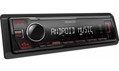 Автомагнитола CD Kenwood KDC-130UR 1DIN 4x50Вт