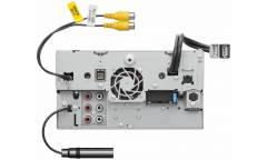 Автомагнитола JVC KW-M730BT