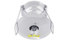 Светильник точечный_DE FRAN_ FT9221 G4 хром