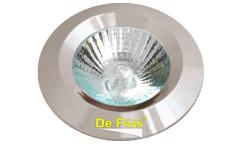 Светильник точечный_DE FRAN_ FT 202 MR16 сатин-никель
