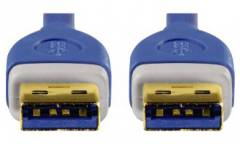 Кабель Hama H-39676 00039676 USB A(m) USB A(m) 1.8м