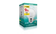 Светодиодная (LED) Лампа Smartbuy-G45-9,5W/3000/E27