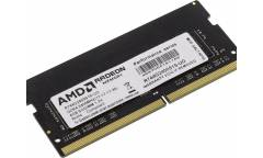 Память DDR4 4Gb 2400MHz AMD R744G2400S1S-UO OEM PC4-19200 CL17 SO-DIMM 240-pin 1.5В