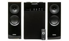 sp Dialog Progressive AP-250 BROWN 2.1, 50W+2*15W RMS, Караоке, Bluetooth, FM+USB