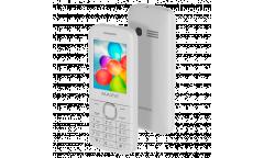 Мобильный телефон Maxvi C10 white