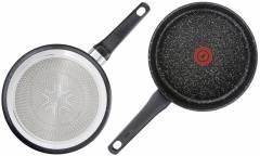 Сковорода Tefal Everest C6360202 круглая 21см руч.:несъем. (без крышки) черный (2100102654)