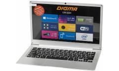 "Ноутбук Digma CITI E301 Atom X5 Z8350/4Gb/32Gb/Intel HD Graphics 400/13.3""/IPS/HD (1920x1080)/Windows 10 Home Multi Language 64/silver/WiFi/WiMax/BT/Cam/8000mAh"